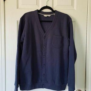 Vintage - Navy Cardigan